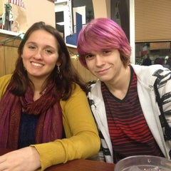 Photo taken at King's Pizza by Vince L. on 12/20/2012