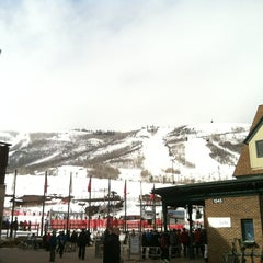 Photo taken at Park City Mountain Resort by Charles V. on 3/7/2013