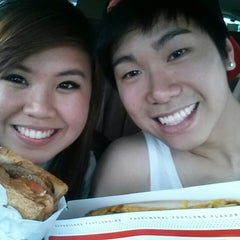 Photo taken at SONIC Drive In by Kat L. on 5/14/2013