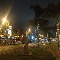 Photo taken at Santa Monica Blvd by Amber on 12/19/2013