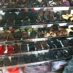 Photo taken at Seoul Street (shoes Market) by Chucho R. on 10/10/2012