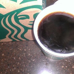 Photo taken at Starbucks by althea c. on 6/1/2013