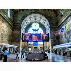 Photo taken at Union Station by Stilez on 7/22/2013