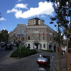 Photo taken at W Istanbul by Alper U. on 9/4/2013
