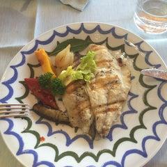 Photo taken at Hotel Pitrizza, Costa Smeralda by Evi on 7/5/2015