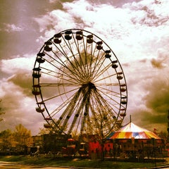 Photo taken at Bowie Town Center by Carly H. on 4/18/2013