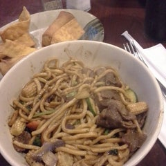 Photo taken at Sizzling Fresh Mongolian BBQ by Jacob R. on 4/16/2013