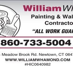 Photo taken at William Whamond Painting & Wallpapering Contractor LLC by William Whamond Painting & Wallpapering Contractor LLC on 11/26/2015