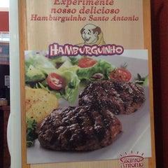 Photo taken at Santo Antônio Restaurante by Carlos G. on 4/7/2014