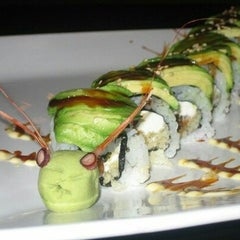 Photo taken at Nobori Sushi by Chad F. on 1/5/2013
