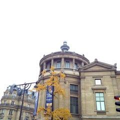 Photo taken at Musée Guimet – Musée National des Arts Asiatiques by Krzysiek Ś. on 11/21/2012