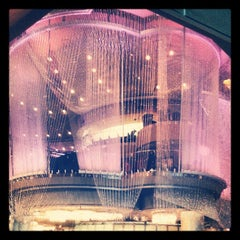 Photo taken at The Cosmopolitan of Las Vegas by Charlie V. on 4/2/2013