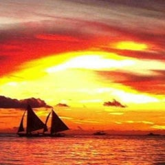 Photo taken at Boracay Island by JULIAN O. on 6/24/2013