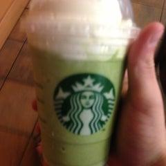 Photo taken at Starbucks by Logan M. on 10/29/2012