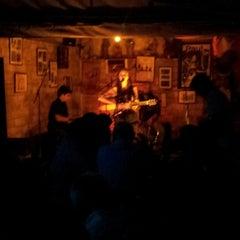 Photo taken at Café Bohemia by Velijean on 9/23/2012