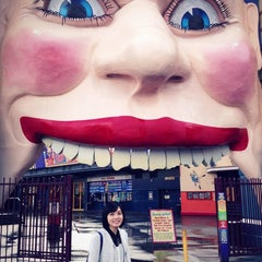 Photo taken at Luna Park by Man Man C. on 5/23/2013