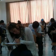 Photo taken at Universidad Santo Tomas by Orlando S. on 9/29/2012