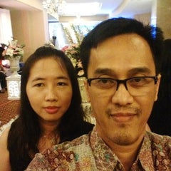 Photo taken at Grand Mutiara Ballroom Ritz Carlton by qimetz h. on 2/1/2015