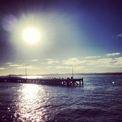 Photo taken at Devonport Ferry Terminal by Alexey on 12/9/2012