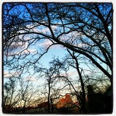 Photo taken at Morningside Park by Richard B. on 2/12/2013