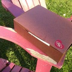 Photo taken at Lola Cookies & Treats by kitsVA on 11/21/2012
