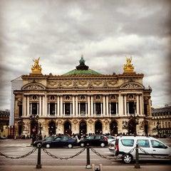 Photo taken at Opéra Garnier by Jose on 10/9/2012