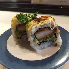 Photo taken at Sushi Roll by Elliot C. on 4/6/2015