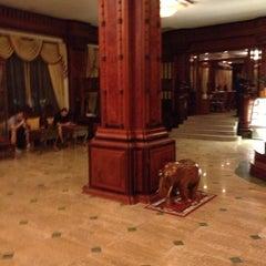 Photo taken at Angkor Miracle Resort & Spa by Данила on 11/25/2012