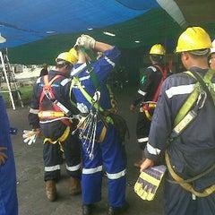 Photo taken at Kilang Pertamina Dumai by Yudi F. on 10/19/2011