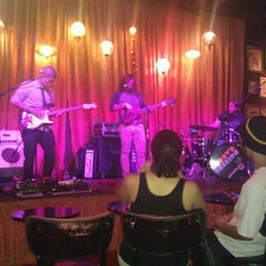 Photo taken at Hip Kitty Jazz & Fondue by Alfonso P. on 1/6/2012
