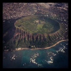 Photo taken at Diamond Head State Monument by Bülent A. on 3/5/2013