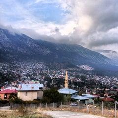 Photo taken at Bürücek Yaylası by Şükran Y. on 10/28/2012