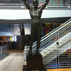 Photo taken at San Diego Hall of Champions Sports Museum by Jeremy S. on 9/10/2011