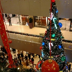 Photo taken at Ušće Shopping Center by Tamara J. on 12/30/2012