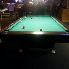 Photo taken at Marietta Billiard Club by Ranaldo J. on 1/9/2013