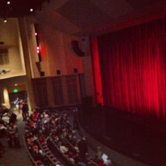 Photo taken at Santa Clarita Performing Arts Center by LA Social F. on 12/21/2013