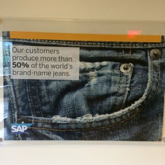 Photo taken at SAP America (NSQ) by James S. on 12/9/2014