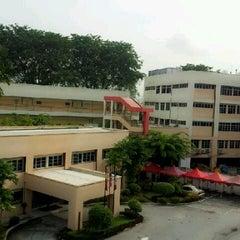 Photo taken at Taylor's College Subang Jaya by Balachandran P. on 10/19/2012