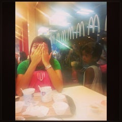 Photo taken at McDonald's by Nicholle Anne Arzadon V. on 4/1/2013