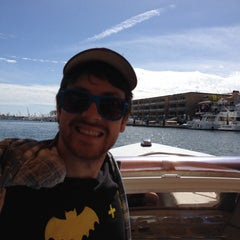 Photo taken at Adventures Boat Rentals by Andrew S. on 2/27/2014