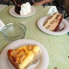 Photo taken at Café Kofler by Ilaria Z. on 8/5/2013
