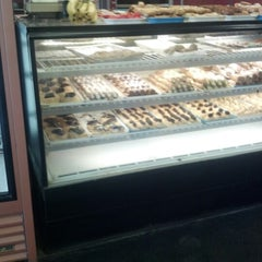 Photo taken at Martusciello Bakery by Mike S. on 10/8/2012
