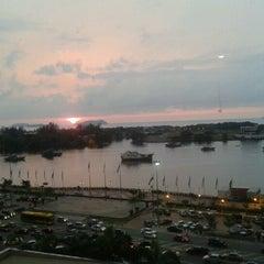 Photo taken at Promenade Hotel by Syarehan H. on 10/1/2012