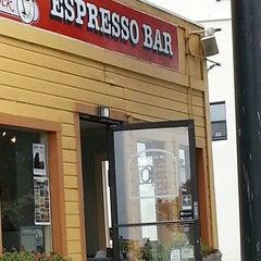 Photo taken at Rock Espresso Bar by Erin P. on 8/5/2013