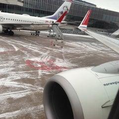 Photo taken at Gate 13A by Daniel D. on 2/19/2013