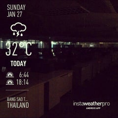 Photo taken at Nissan Motor (Thailand) Co., Ltd. by Heart I. on 1/27/2013