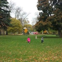 Photo taken at Cedar Creek Park by José L. on 10/18/2014