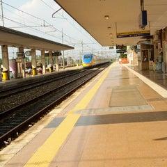 Photo taken at Stazione Rovigo by Riccardo R. on 9/5/2013