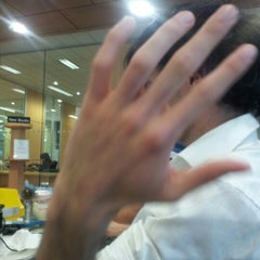 Photo taken at Medical & Dental Library by Ealin L. on 10/12/2012
