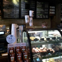 Photo taken at Starbucks by VARGA B. on 3/20/2013